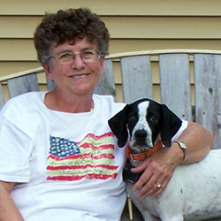 Rose Barrick, Ossian Days Board Treasurer