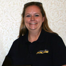 Stephanie Tucker, Ossian Days Board President