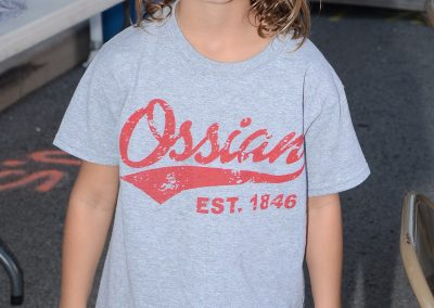 Ossian Days is a Reason to Smile