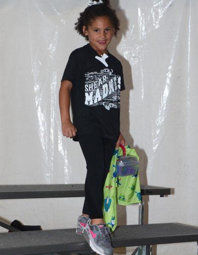 Ossian Days 2016 Princess Contestant
