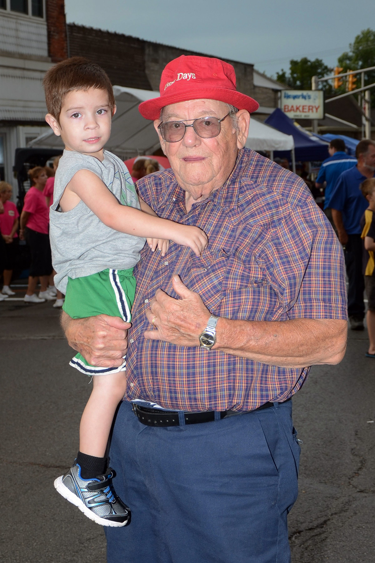 Making Multi-Generational Memories at the Midway