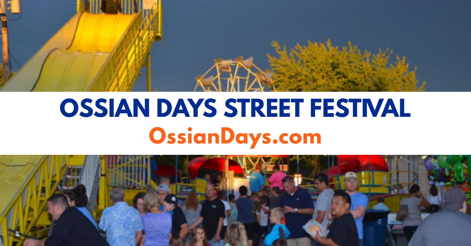 Ossian Days Street Festival | Ossian Indiana